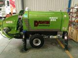 Dawin maquinaria Dspj08-7-56 Energía Diesel El concreto húmedo Gunite Shotcrete bomba para el bombeo y pulverizar a la venta