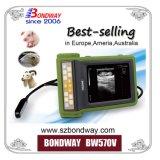 Cheval Moutons félin de vache de la grossesse, de la machine d'imagerie par ultrasons portable scanner à ultrasons à usage vétérinaire, l'échographie diagnostique la machine