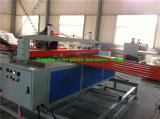 PLC Control SystemとのPVC Roof Tile Four Layers CoExtrusion Machine
