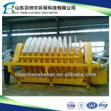 L'assèchement de la machine de résidus miniers, de la céramique du filtre à disque