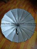 Adultのための黒いAnti紫外線日曜日Umbrella