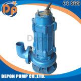 Non-Clogging centrífugas bomba eléctrica sumergible de aguas residuales