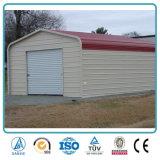 Garagem Prefab barata moderna da construção de aço para a venda