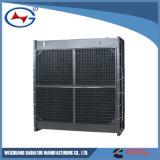 発電機水冷却のラジエーターのためのQsk60-G21-P-1銅のラジエーター