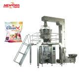 Máquina de embalaje para el envasado automático de detergente en polvo
