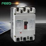 Corta-circuito moldeado 100A fotovoltaico del caso