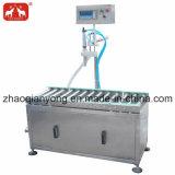 Gewichtung-Typ flüssiger Öl-Füllmaschine-Hersteller