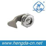 Fechamento elétrico da came da liga do zinco do gabinete Yh9774