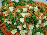 2016 Légumes surgelés IQF mélangé dans 4D/3mix mix mix/2