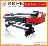 Testina di stampa di Ricoh di marca di Yuanyin stampante di sublimazione di larghezza dei 3.2 tester