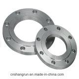 Borde inoxidable RF Dn100 Pn16 del plano de acero del borde de placa de En1092-1/01/B1 304L