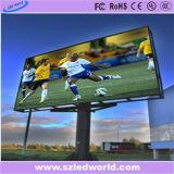 Visualizzazione di LED completa esterna del video a colori per fare pubblicità allo schermo (P6, P8, P10, P16)