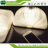 Foldableデザイン木の本部屋の装飾のための整形LED夜ライト