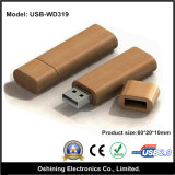 Azionamento di legno di memoria del USB (USB-WD319)