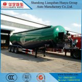 50/60/70/80cbm/M3 Aanhangwagen van de Vrachtwagen van het poeder de Materiële Semi voor Exportmarkt