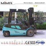 Fábrica de Mima caminhão de Forklift elétrico de 5 toneladas
