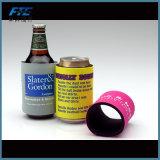 Kleurrijke Keus 3mm Neopreen kan de Gedrongen Koeler van de Fles van het Bier Koozie