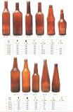 bernsteinfarbige Glas330ml bierflasche