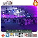 Barracas luxuosas grandes da venda quente para o banquete de casamento com decoração luxuosa