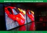 최신 판매 풀 컬러 호리호리한 알루미늄 임대료 P6 LED 영상 벽 단말 표시