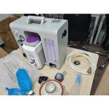 Machine portative de première qualité d'anesthésie de vétérinaire avec le déflecteur