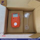 Atexは承認した携帯用0-30%Vol O2の酸素のガス探知器(BX171)を