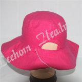 Chapéu promocional da balde da pesca do sol