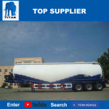 タイタンの手段- 70トンかより大きい半タンクトレーラーのペイロードの大きさのセメントのトレーラー
