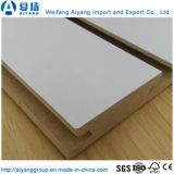 China Mobiliário 18mm Garde Melamina placa MDF com fenda