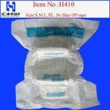 Wegwerfbaby-Windel mit ausgezeichnetem Absorptionsmittel mit Soem-Verpackung