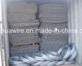 Gabião Wire Mesh/Quente de Malha de Arame Hexagonal galvanizado médios