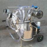 真空ポンプの電気に搾乳器の搾り出す機械二重にバケツの塗ること