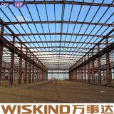 Nuevo edificio de marco de acero del espacio del palmo grande del diseño de la calidad primera