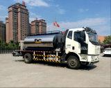 Inteligente de automatización Distribuidor de asfalto, betún de pulverización carretilla pulverizadora