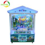 Malaysia plus Puppe-Greifer-Kran-Verkauf-Spiel-Maschine für Verkauf