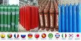 Cilindros/tanques/frascos do nitrogênio de 50 litros