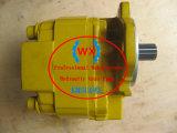 Bulldozer genuino del Giappone KOMATSU (D85A-12. D155. D135. D150. D155.) Pompa a ingranaggi della trasmissione: 07433-71103 pezzi di ricambio