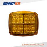 Indicatore luminoso d'avvertimento dei veicoli LED dell'ambulanza del supporto della superficie di Senken