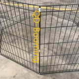 Barato DIY Wire Mesh Small Dog do parque do bebé