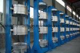 Máquina Vulcanizing de borracha hidráulica da imprensa da câmara de ar interna