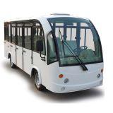 Un bus facente un giro turistico incluso elettrico dei 14 passeggeri da Marshell (DN-14C)