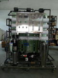 Pretreatment를 가진 2000L/H Reverse Osmosis RO System Plant Water Treatment