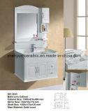 Шкаф ванной комнаты мебели ванной комнаты с тазиком мытья (MC-3608)