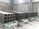 Material leve e laje de parede da linha de produção