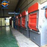 La correa de caucho Tumble Granallado máquina con certificado CE