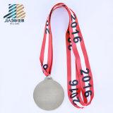 La maratona d'argento antica dello smalto di alta qualità mette in mostra la medaglia della corsa