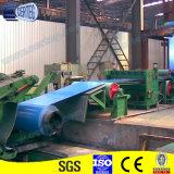 0.45X1220/1250mm PPGL Coil Ral5012 Blue und Ral9002 White Coils