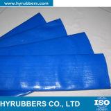 Вода под высоким давлением ПВХ шланг Layflat красочные