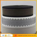 2017熱い販売の綿ポリエステルは寝具のマットレステープを編んだ