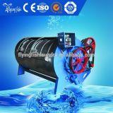 Horizontaler Bauch-Typ 200kg industrielles waschendes Gerät